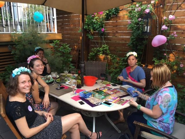 Tarot Party